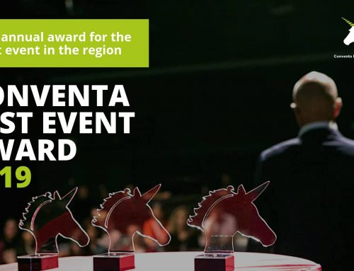 Conventa Best Event Award 2019 – Winner of the Audience!